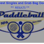 2014 MW Singles & G.B. Results