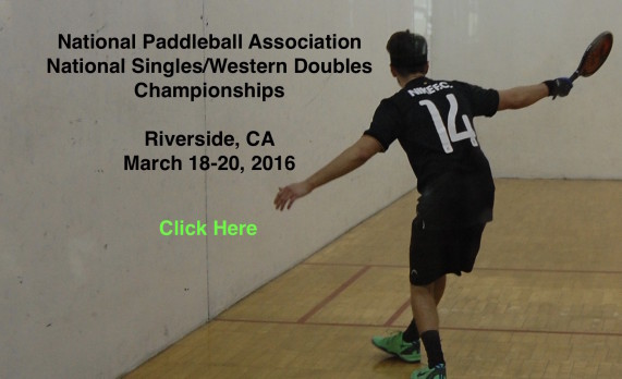 National Singles/Western Doubles