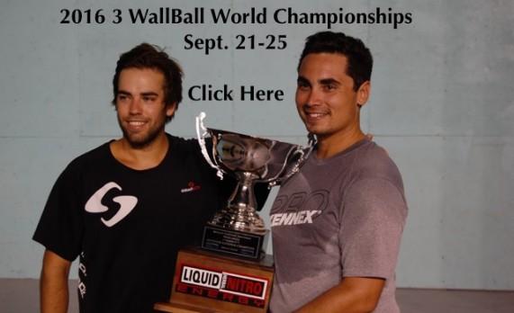 2016 3WallBall World Championships