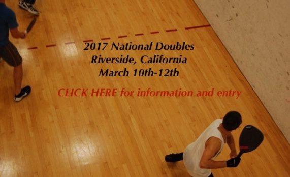 2017 National Doubles