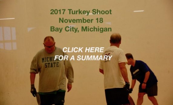 2017 TURKEY SHOOT