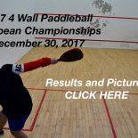 European 4 Wall Championships