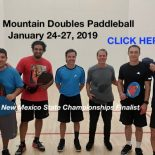 ROCKY MOUNTAIN DOUBLES