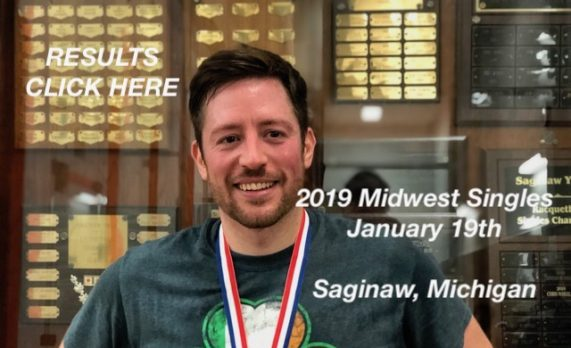 2019 Midwest Singles Results