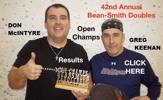 Bean-Smith Results