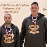 National Doubles Results
