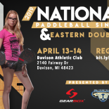 National Singles and Eastern Doubles