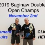 2019 Saginaw Doubles