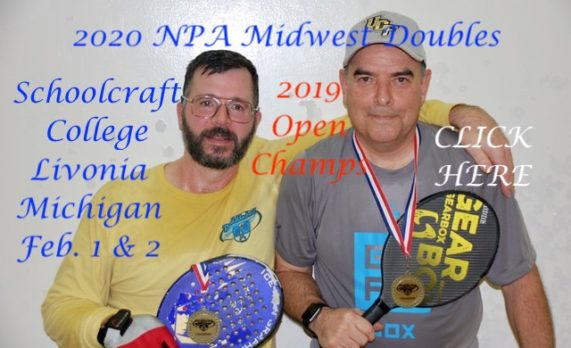 2020 Midwest Doubles