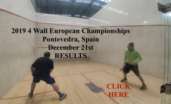 4-Wall European Championships