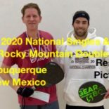 Nat. Singles Rocky Mountain Doubles