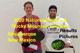 Nat. Singles Rocky Mountain Doubles