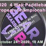4 WALL EUROPEAN CHAMPIONSHIPS